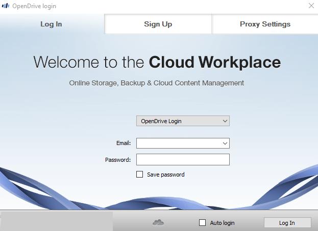 OpenDrive latest version