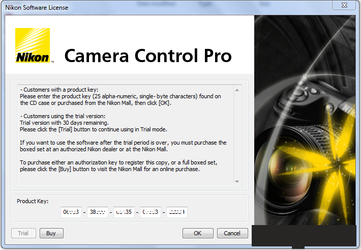 Nikon Camera Control Pro latest version