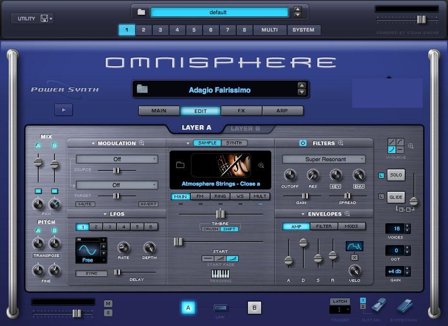 Omnisphere Keyscape Crack